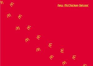 McDonalds billboard McChicken